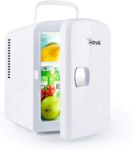 Mini réfrigérateur AstroAI 2 en 1
